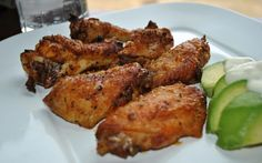 Low Carb Sugar Free Sweet and Spicy Chipotle Wings and Tenders. Atkins Recipes, Paleo Recipes, Low Carb Recipes, Cooking Recipes, Yummy Recipes, Bariatric Recipes, Fish Recipes, Dinner Recipes, Eating Clean