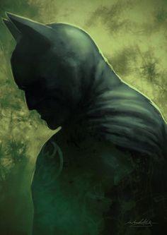 Batman - Grief by Mitch Grave