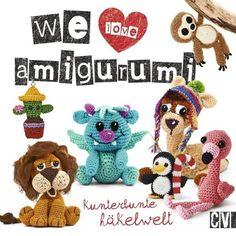 We love Amigurumi