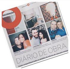 "Apê 33 no Jornal ""O Globo"""