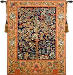 Tree European Wall Tapestry