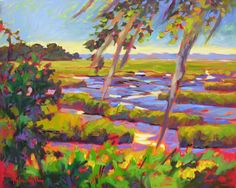 color: The Bluff...Betty Anglin Smith