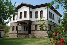 Kırıkkale, Türkiye Turkey Tourism, Castle House, House Drawing, Istanbul Turkey, Bay Window, Luxury Villa, Modern House Design, Home Fashion, Traditional House