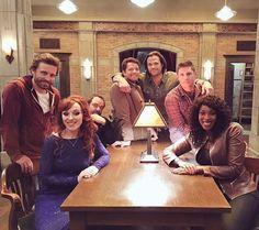 Família supernatural  melhor elenco ❤❤ 11ªtemp