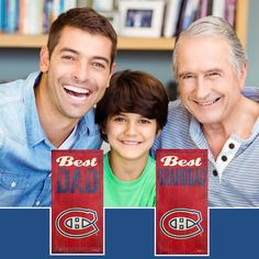 Father's Day is May 19 - signs starting at $14.97 cdn Jet Fan, Of Montreal, Edmonton Oilers, Vancouver Canucks, Toronto Maple Leafs, Montreal Canadiens, Sport, Best Dad, Dads