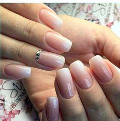 Nails Natural Looking Acrylic Nails Google Search Nails In