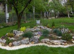 steingarten | garten | pinterest | gardens, garden ideas and garten, Garten Ideen