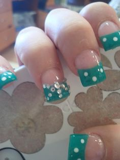 Diamond & Dots