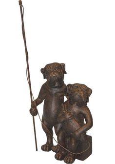 #Dekofiguren #Hund Garden Sculpture, Buddha, Statue, Outdoor Decor, Home Decor, Art, Dogs, Art Background, Decoration Home