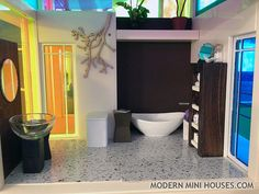 Miniature - KHouseBathroom | Flickr - Photo Sharing!