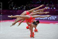 Rhythmic Gymnastics Team | RG