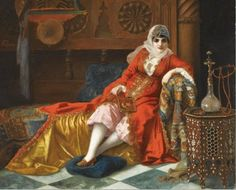 Moritz Stifter (Austrian artist, 1857-1905)