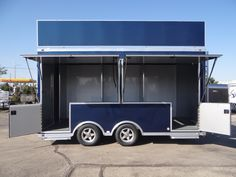 2016 8.5' x 16' Mobile Marketing Solution And Product Display Trailer. This Mobile Display Trailer Built To Display Our Customer'S Products and Allow The Public To See and Touch The Displayed Products. Call for more information on this trailer. Ref # E201918 | Advantage Trailers and Hitches