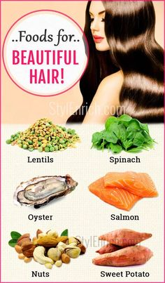 How to Get Healthy Hair : 7 Foods For Beautiful and Gorgeous Hair