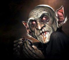 Vampire Pictures, Scary Monsters, Bad To The Bone, Horror, Lion Sculpture, Joker, Fantasy, Album, Statue
