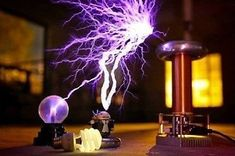 Wow science fairs and audiences with this Musical Tesla Coil Kit. It's powerful music and huge sparks, up to 20 inches in length, makes a stunning display that is sure to have jaws dropping. A PCB-etched primary coil, machine wound secondary, polished spun toroid, and PCB chassis are precision made components that make this Musical Tesla Coil robust and reliable. Every Musical Tesla Coil Kit is perfectly tuned right out of the box. Free Shipping! 100% Safe and Secure Checkout.