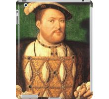 Henry VIII, attributed to Joos van Cleve. This is my favorite portrait of the king. It was painted during his brief marriage to his second wife, Anne Boleyn. Wives Of Henry Viii, King Henry Viii, Anne Boleyn, Tudor History, British History, Asian History, History Books, American History, Native American