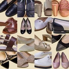 """""""I have enough shoes"""" - said no-one ever. Shop online half-price shoes at store.pakerson.it"""