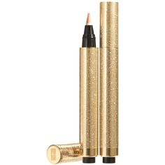 Saint Laurent Touche Eclat Strobing Light Highlighter ($42) ❤ liked on Polyvore featuring beauty products, makeup, face makeup, beauty, cosmetics, faces, eyes, filler, eyebrow cosmetics and brow makeup