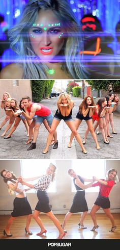 Bachelorette Party Makes the Bride a Pop Star in This Insane Music Video