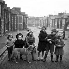 London Street Photography 1950's & 60's