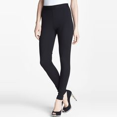 Rank & Style Top Ten Lists   Two by Vince Camuto Seamed Back Leggings #rankandstyle