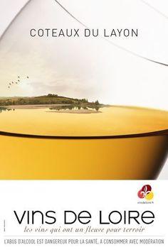 Coteaux du Layon: Sweet wine for aperitif (Loire Valley)