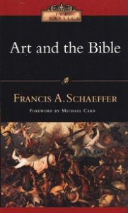 It's important to teach our children why we Christians make art and how to evaluate the art we encounter and make. Francis Schaeffer, one of the most influential Christians of the previous century, has discussed these topics in his slim but important book Art and the Bible.