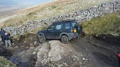 My freelander Yorkshire dales with LRM magazine