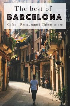 Some of the best things to do on a weekend in Barcelona, including where to eat and stay in Barcelona. Good for babymoons or any trip to Barcelona.
