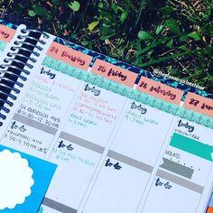 Day 19: Blue #plannerdarlingspotd