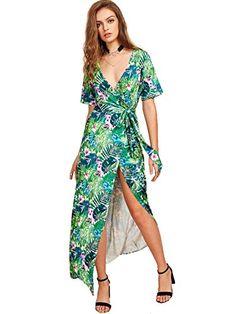 Milumia Women's Floral Print Tie-Waist Split Wrap Maxi Dr... https://www.amazon.com/dp/B071P1DVGM/ref=cm_sw_r_pi_dp_x_6.LuzbZCVE494