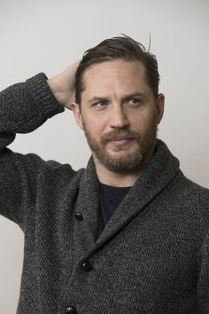 Tom Hardy by Andrew White