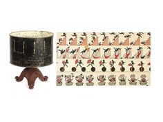 large zoetrope, with a quantity of card cartoon strips. - Miller's Antiques & Collectables Price Guide