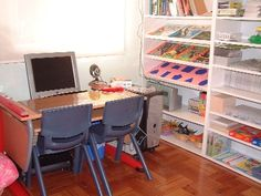 montessori home school environment