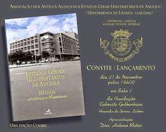 Luís Graça & Camaradas da Guiné: Guiné 63/74 - P13834: Agenda cultural  (360): lanç...
