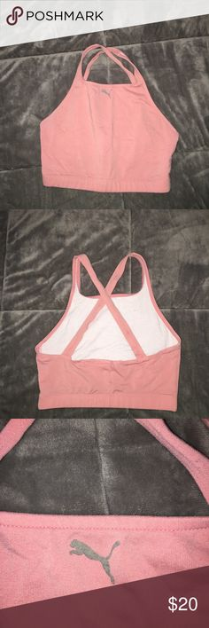 Puma sports bra Great condition #105 Puma Intimates & Sleepwear Bras