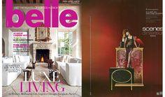 #Belle #2012 #cover @byKoket http://www.bykoket.com/press/