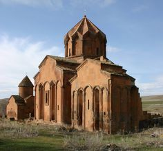 Marmashen Monastery built in the 10th century, the village of Marmashen, Shirak Province, Armenia
