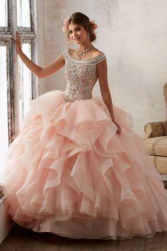 Pretty quinceanera mori lee vizcaya dresses, 15 dresses, and vestidos de quinceanera. We have turquoise quinceanera dresses, pink 15 dresses, and custom quince dresses! Xv Dresses, Quince Dresses, Pageant Dresses, Ball Dresses, Evening Dresses, Pink Ball Gowns, Sweet 16 Dresses, Pretty Dresses, Beautiful Dresses