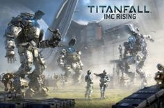 Titanfall IMC Rising DLC now available