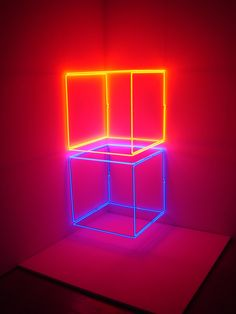 Neon Boxes   by Snoof