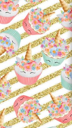 441 Best Sweets Cupcakes Wallpaper 1 Images Background Images