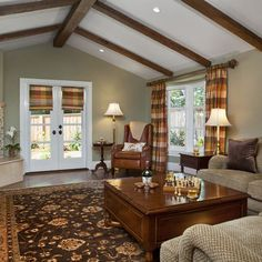 Traditional Living Room Design, Pictures, Remodel, Decor and Ideas - page 19