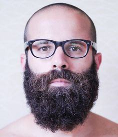 nice 20+ Reasons to Be Bald With Beard - Find Your Cool Look