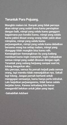 Kataku Humans who want to have works? Quotes Rindu, Story Quotes, Quran Quotes, People Quotes, Mood Quotes, Islamic Quotes, Motivational Quotes, Life Quotes, Qoutes