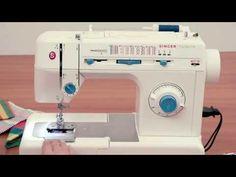 SINGER   Preparando Para Costurar a Facilita Pro 2918 - YouTube