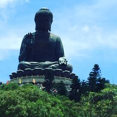Big Buddha by cable car – Hong Kong Sabbatical, Statue Of Liberty, Hong Kong, Big, Pictures, Travel, Photos, Trips, Liberty Statue