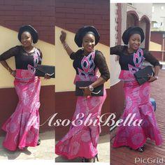 Atinuke ~African fashion, Ankara, kitenge, African women dresses, African prints, African men's fashion, Nigerian style, Ghanaian fashion ~DKK