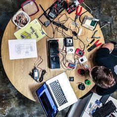 The new tech den where hardware meets software. Den, Software, Hardware, Instagram, Computer Hardware